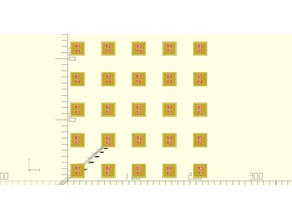 Customizable Bed Leveling with 3x3 and 5x5 grids
