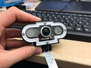 Raspberry Pi3 IR Camera Wide-angle waterproof housing