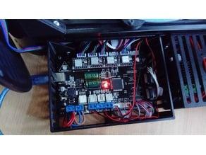Anycubic Kossel TriGorilla controller board case