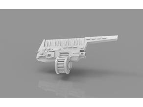Heavy Weapon Keytar