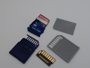 Real SD Card