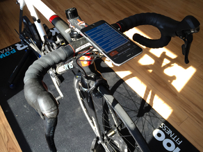 iPhone 6 and 6 Plus Garmin Mount for Indoor Training