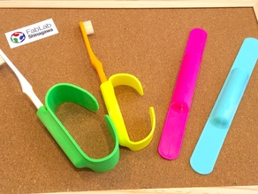 Toothbrush Adapter-S/M