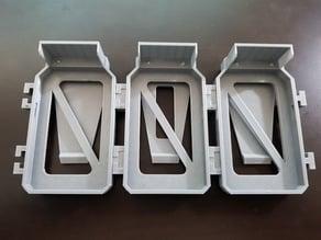 Multiple Belt Battery Holder For Mavic Pro