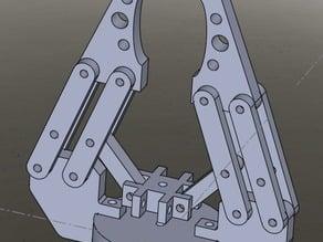 Simple Robotic claw