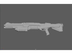 UNSC Shotgun [Halo 4/5]