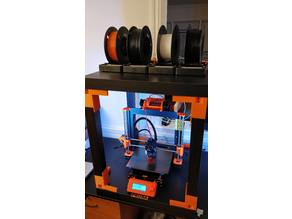 Prusa MK3 MMU2 Ikea Lack table enclosure