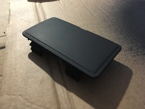 ML w163 bumper cover
