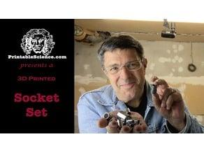 3D Printed Socket Set