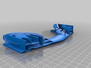 F1 Splitter/Front Wing