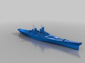 Warship - BB-63 Missouri (1/10)