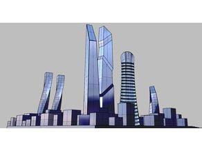 CITY CENTRE MODEL
