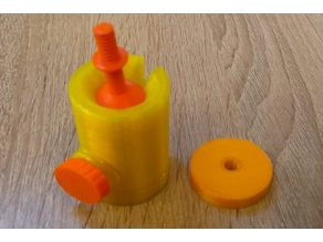 Tripod ball head for gopro or small camera