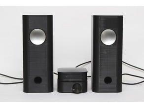 2 inch speaker enclosure