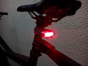 Generic Bike Backlight Holder