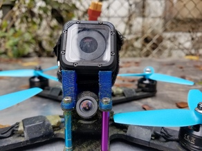 Hive 210 GoPro Session mount