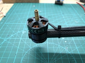 14mm Tube Motor Mount for Multirotors