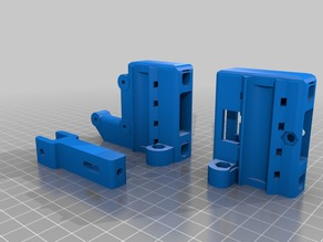 Another new and Alternative x-end for prusa i3
