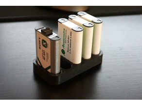 Sony Action Cam battery holder