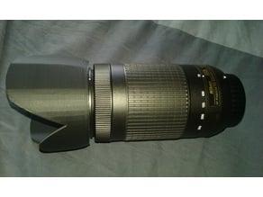 Nikon AF-P Nikkor 70-300mm DX Lens Hood