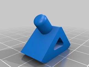 Shelf Clip Pegs 6.2mm & 4.9mm Post Hole Sturdy