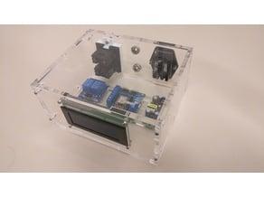 BrewPiLess acrylic case V1.0