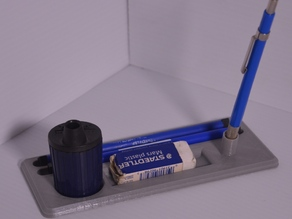 Drafting Pencil Stand