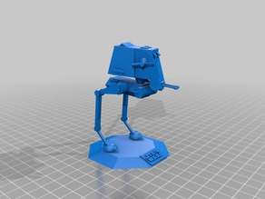 At-St Low Poly