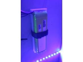 LI-PO battey Holder for Zippy Compact 5000mAH 3 or 4 cells