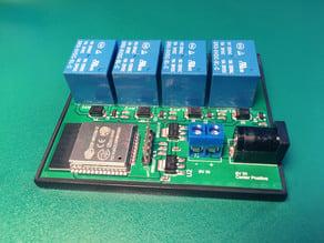 ESP32S Relay Module Bumper