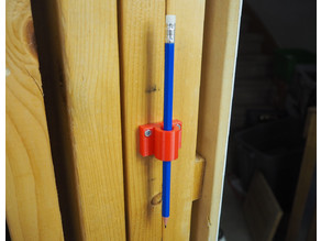 Ultimate Spring Pencil Holder for workshop