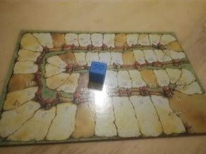 Carcassonne Score token