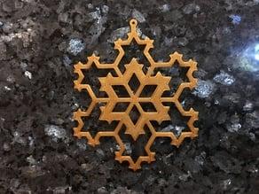 Koch Snowflake 4