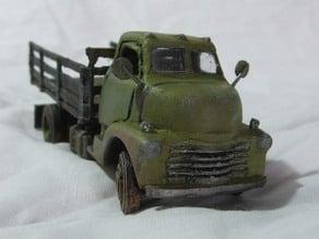 1949 Chevy COE truck