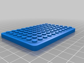 Raspberry Pi lego Case (Untested) for B+ 2 and 3