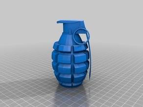 Hand Grenade (Repaired)