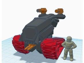 28mm Retaliation HISS Tank