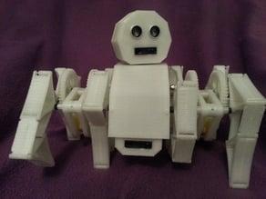 Deca - a walkerbot