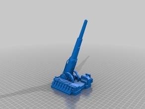 UEF EX Artillery