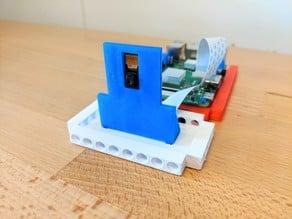 Raspberry Pi Modular Camera Mount (LEGO Technic Compatible)