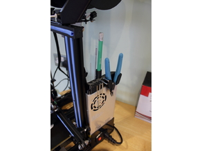 Geetech A10M / Ender3 Tool station
