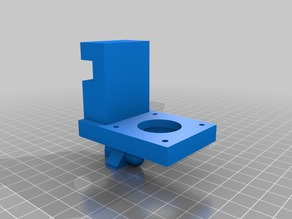 Y axis stepper holder upgrade