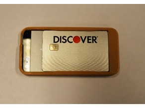 iPhone 5S/SE Credit Card Case
