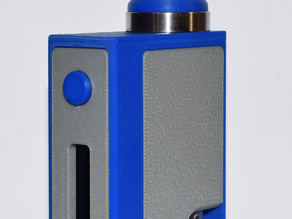 Evol DNA75 Box Mod (Bottom Feeder & Squonk) V2 (small edition)