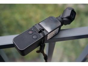 DJI Osmo Pocket Wrist Strap Adapter (large hole)