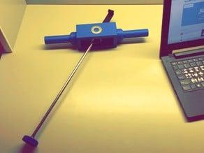 Steadicam - minimal hardware required!