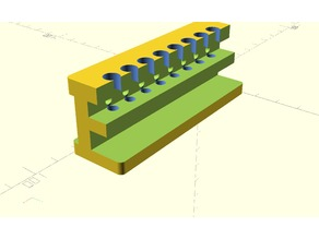 Magnetic PCR Strip Tube Stand