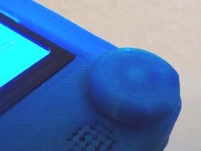 Smart LCD controller knob
