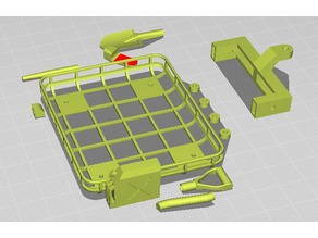 1/24 scale crawler accessories