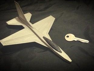 F-16 glider 190MM